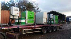 Capstone MicroTurbine Biogas Generation Sets Delivered to UK Sites